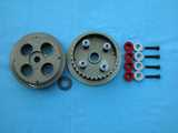 HONDA CRF150 slipper clutch
