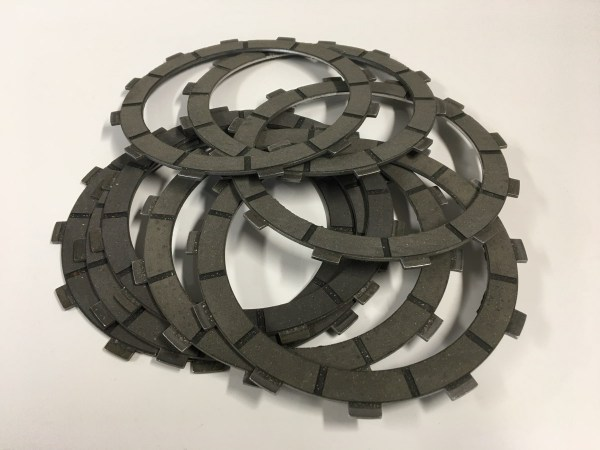 Set of Clutch plates DUCATI 916 / 1098, 848 Dry clutch kit