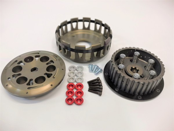 Slipper clutch for motorbike SUZUKI SV650 RR