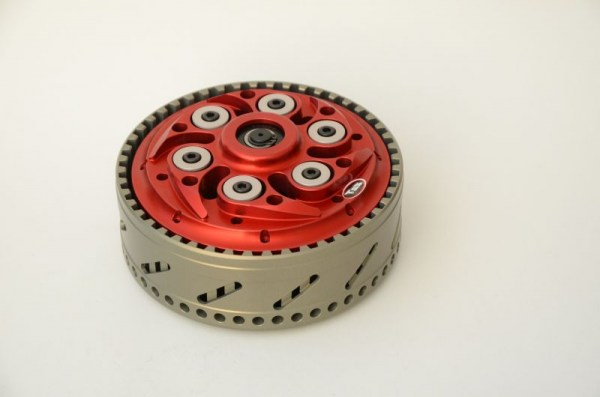 Slipper clutch for motorbike DUCATI 1098 48T