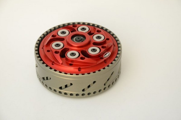 Slipper clutch for motorbike DUCATI 48T
