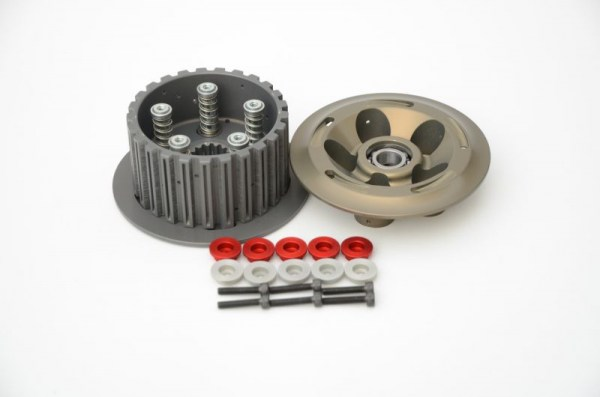 Slipper clutch for motorbike DUCATI 848, MTS1100 wet clutch, ST4S