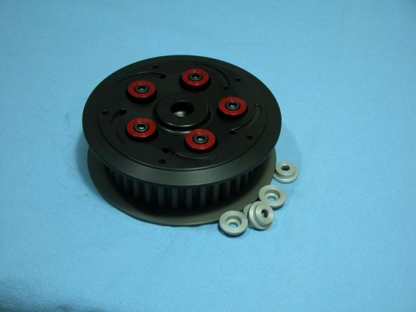 Slipper clutch for motorbike KAWASAKI KX450F 2009