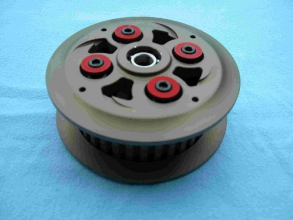 Slipper clutch for motorbike KAWASAKI Z800