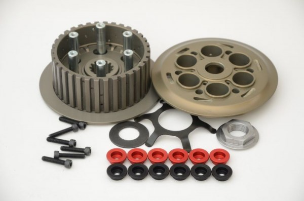 Slipper clutch for motorbike KAWASAKI ZX6R 2007-14