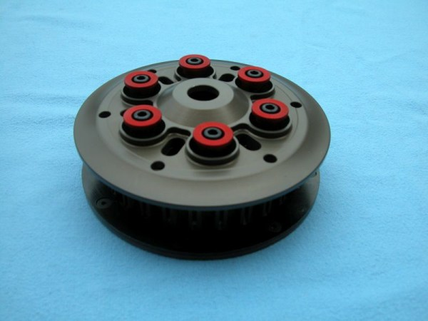 Slipper clutch for motorbike KTM 350/450/500