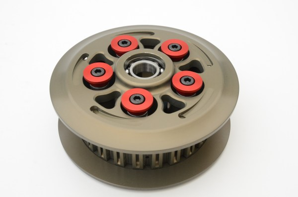 Slipper clutch for motorbike KTM 390