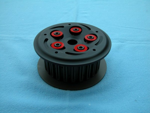 Slipper clutch for motorbike SUZUKI GSF1200