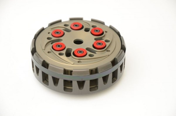Slipper clutch for motorbike SUZUKI SV650 RACING