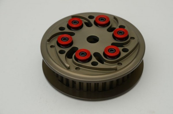 Slipper clutch for motorbike SUZUKI SV650