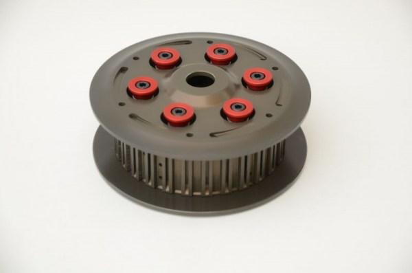 Slipper clutch for motorbike TM450