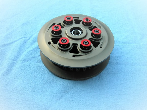 Slipper clutch for motorbike YAMAHA MT 07