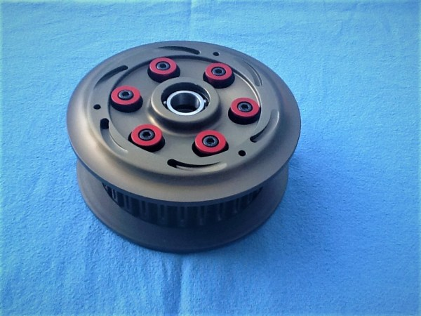 Slipper clutch for motorbike YAMAHA MT 09