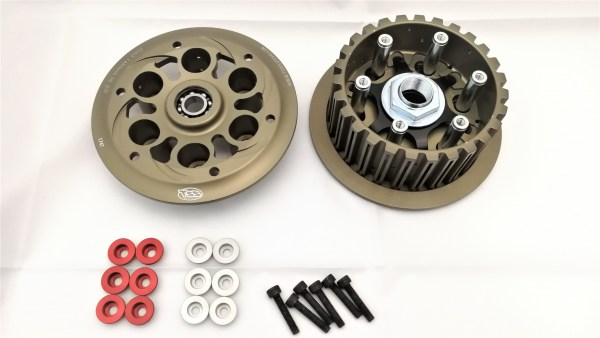 Slipper clutch for motorbike YAMAHA R6 2017