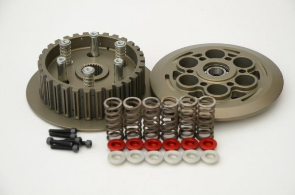 Slipper clutch for motorbike YAMAHA XJR 1300 coil spring version