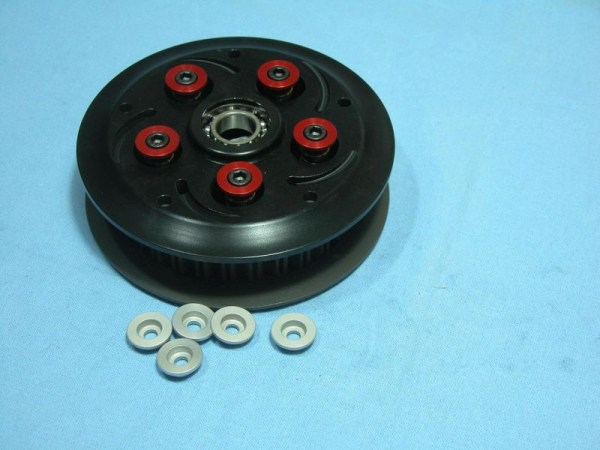 Slipper clutch for motorbike YAMAHA XTZ660 4V