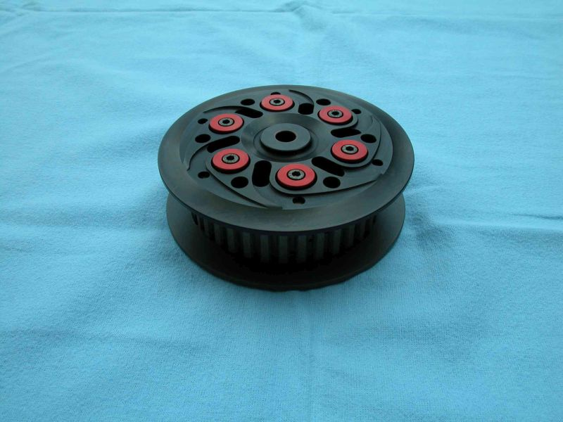 Slipper clutch for motorbike SUZUKI RM-Z 450 2010